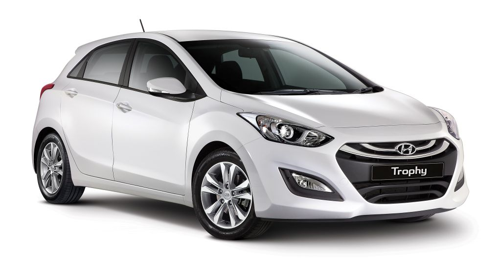 Hyundai i30 2014 benzyna