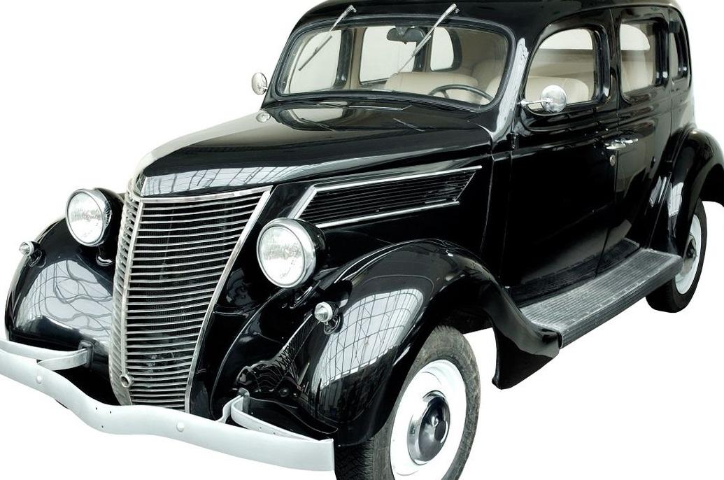 luksusowy samochod ford dla klienta