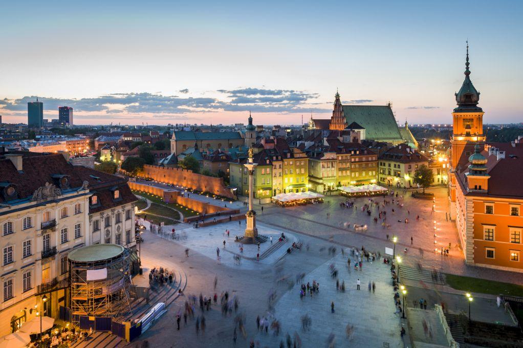 samochod na wynajem w stolicy polski