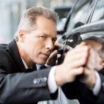 stan wypożyczanego samochodu
